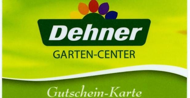 Gutschein Dehner