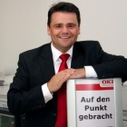 Thumbnail-Foto: OKI Systems Deutschland ernennt Uwe Schoumakers zum Director Finance, HR...