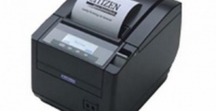 Foto: Bondrucker Citizen CT-S801