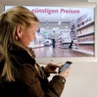 Thumbnail-Foto: EuroCIS 2010: PoS-Anwendung PRESTIGEremote für Apple iPhone...