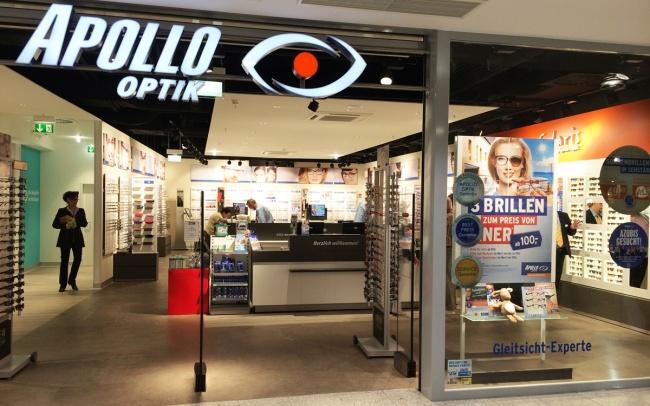 Attraktive Led Lichtakzente Für Apollo Optik In München
