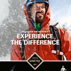 Thumbnail-Foto: GORE-TEX geht mit weltweiter Multichannel Marketing-Kampagne an den Start...