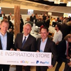 Thumbnail-Foto: The Inspiration Store: METRO GROUP, eBay und PayPal stellen...