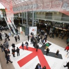 Thumbnail-Foto: Guided Innovation Tour at EuroCIS