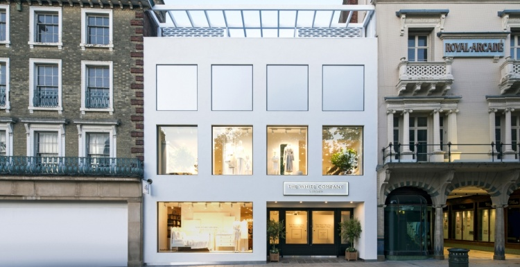 Foto: The White Company mit optimaler Bestandstransparenz...