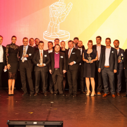 Thumbnail-Foto: Die Gewinner der Criteo Performance Marketing Awards 2017...