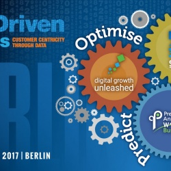 Thumbnail-Foto: Data Driven Business vom 13. bis 14. November 2017 in Berlin...