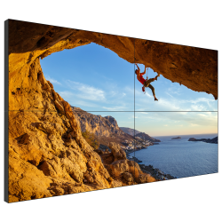 Thumbnail-Foto: Dritte Generation: Clarity Matrix LCD Video Wall System von Leyard und...