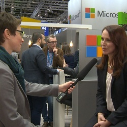 Thumbnail-Foto: Microsoft: Die digitale Transformation im Handel angehen...
