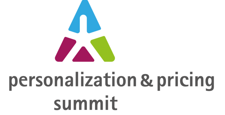 Logo des personalization & pricing summit; copyright: prudsys AG...