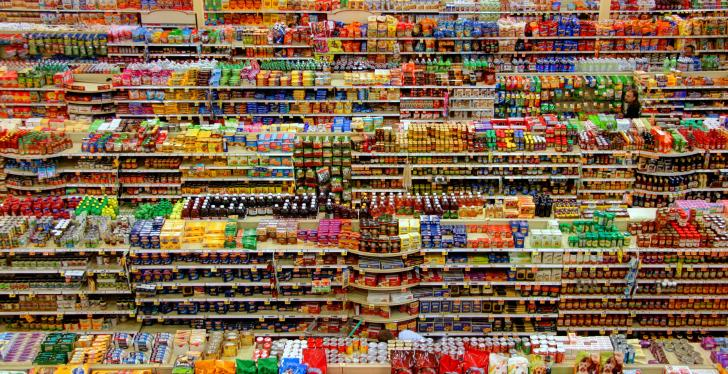 Supermarkt; Copyright: Peter Bond/Unsplash