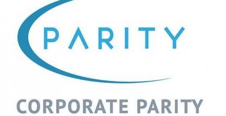 Corporate Parity Logo; copyright: Corporate Parity