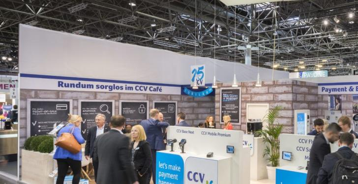 Messestand; Copyright: CCV