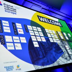 Thumbnail-Foto: Digital Signage Summit (DSS) Europe 2019