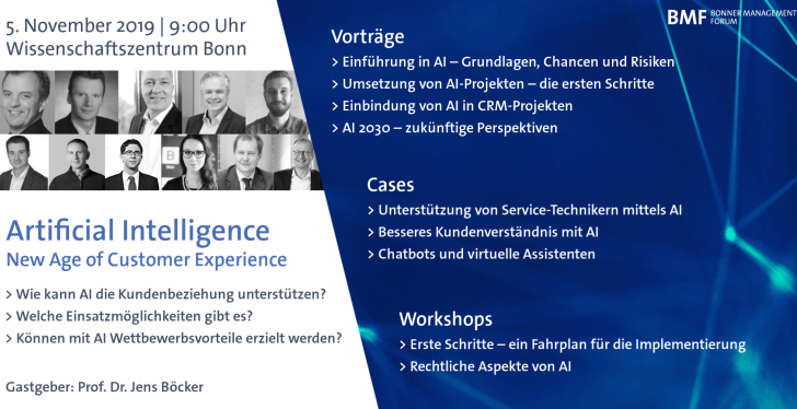 Foto: Artificial Intelligence – New Age of Customer Experience...