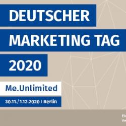 Thumbnail-Foto: Deutscher Marketing Tag