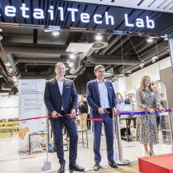Thumbnail-Foto: RetailTech Lab: neues Testzentrum in Dänemark...