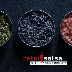 Thumbnail-Foto: retail salsa – Spice up your community