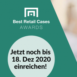 Thumbnail-Foto: Best Retail Cases Award 2021