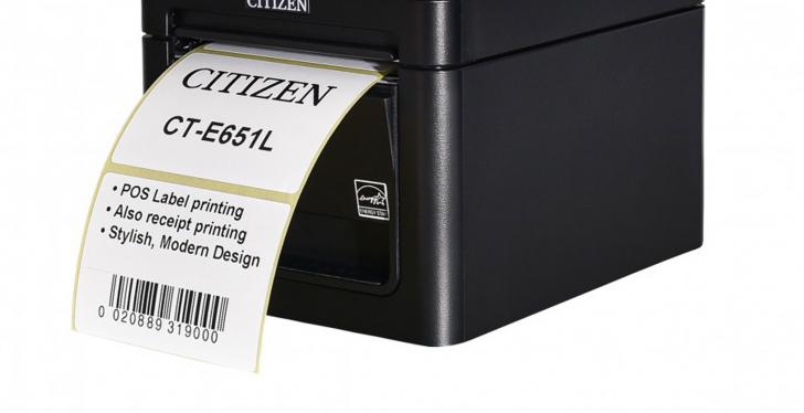 Citizen-Drucker CT-E651L
