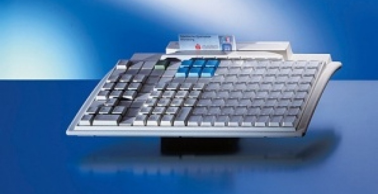 Foto: Preh MC 128 WX Keyboard