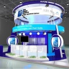 Thumbnail-Foto: Designkonzept - World Energy Congress 2007 NIC NEP...