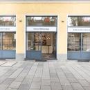 Außenansicht des Gebrauchtwarenhauses Weißer Rabe in München; copyright:...