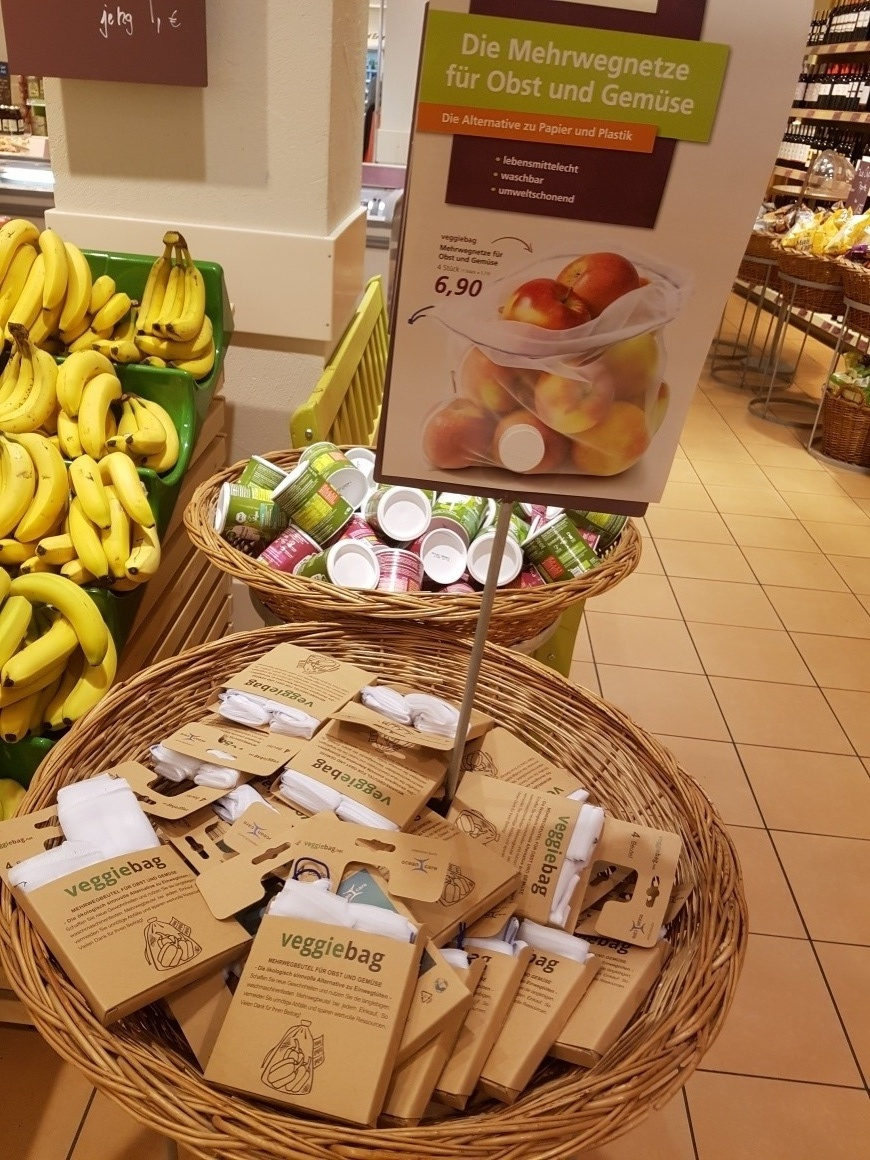 veggiebags bei Alnatura in Bonn-Beuel