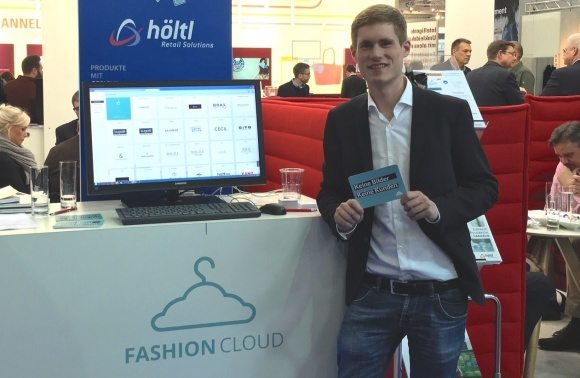 Foto: FASHION CLOUD auf der EuroCIS 2016